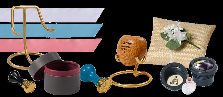 Pet Urn Accessories