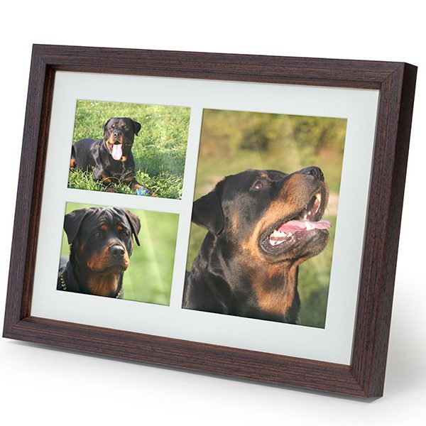 Beautiful handmade discrete walnut frame urns. Maxi 3900 cc for pet dog, horse, cat ashes. Can be personalised.