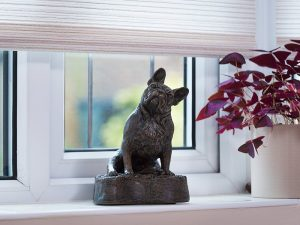 our lovely figurine urns are so discreet and look lovely in any setting
