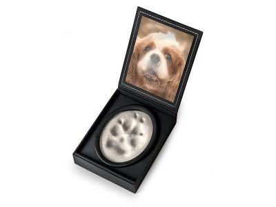 Pawprint Keepsake: A Lasting Impression