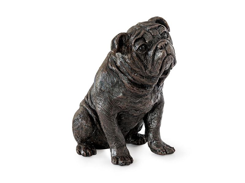 Bulldog Urn
