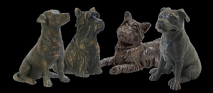 Terrier Urns